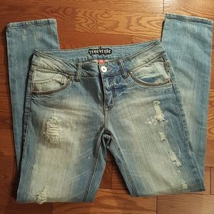 Freestyle Jeans - FREESTYLE  revolution jeans